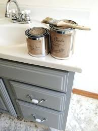 bathroom vanity makeover ideas remodelaholic chalk paint bathroom vanity makeover in repaint