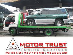 registered towing companies in metro manila