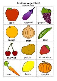 practical free printable pictures of fruits and vegetables clipart 2112