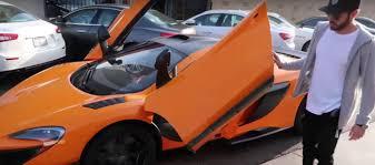captainsparklez car youtuber salomondrin buys mclaren 675lt after taking delivery of a