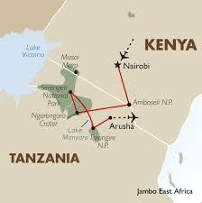 Jambo East Africa Kenya Vacation & Safari