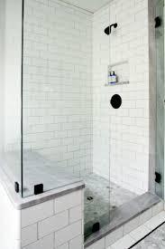 large white fiberglass tubs mixed black ceramic floor as well f best 25 glass shower ideas on pinterest glass showers corner