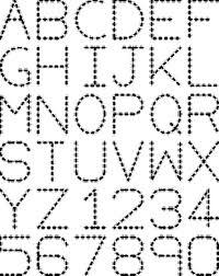 printable alphabet kindergarten kindergarten abc worksheets alphabet trace letter original print