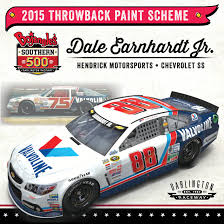retro rundown throwback paint schemes for the southern 500