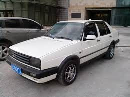 volkswagen jetta white 2014 file customized faw vw jetta 1991 front jpg wikimedia commons