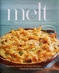melt the art of macaroni and cheese and a recipe for butternut