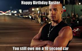 The Rock In Car Meme - rock n roll birthday meme with happiness and joy nicewishes