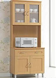 amazon com hutch top cart with open storage