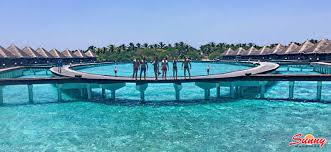 taj exotica resort and spa maldives luxury hotel holiday booking