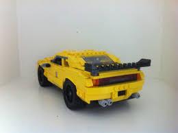 nissan lego lego moc 3934 dodge challenger 2014 creator 2015 rebrickable