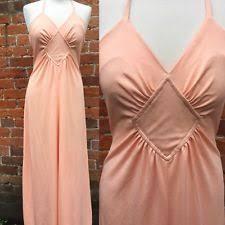 vintage dress 70 s slinky deco maxi vintage dresses for ebay
