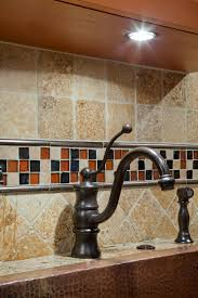 rustic backsplash for kitchen rustic kitchen backsplash kitchen craftsman with cherry cabinets