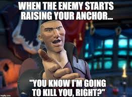 There Can Only Be One Meme - sea of thieves best memes of rare s pirate mmo