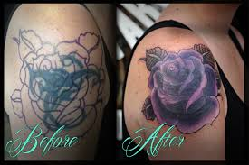 cover up tattoo maroen franse