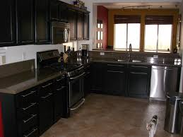 black painted kitchen cabinets r1 f1 jpg to modern handles for kitchen cabinets home and interior