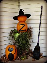 making outdoor halloween decorations diy outdoor halloween