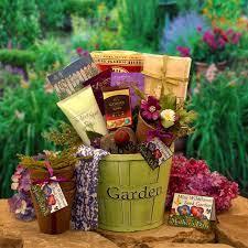 Gardening Basket Gift Ideas Gardening Basket Gift Ideas Garden Home Within Gardening Basket