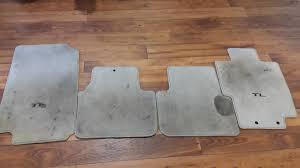 lexus floor mats oem closed 2008 acura tl floor mats oem set acurazine acura