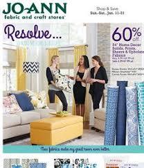 Home Decor Ads Joann Fabrics Ad 54
