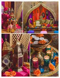 Moroccan Home Decor Ideas Moroccan Inspired Sangeet Décor Sangeet Garba Mehndi