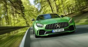 green mercedes to green hell and back with the mercedes amg gt r classic driver