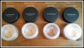 review bareminerals 9 piece get started kit in medium kate