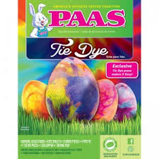 easter egg decorating kits paas tie dye egg decorating kit from paas