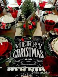 Christmas Baking And Decorating Ideas by 813 Best Christmas Table Decorations Images On Pinterest