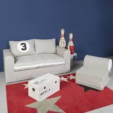 canape deplimousse canape convertible 2 places tissu gris dans meuble achetez au