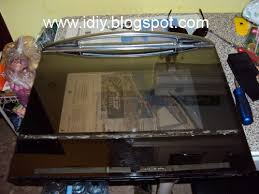 Replacement Oven Door Glass by Diary Of A Handyman How To Replace Oven Door Hinges