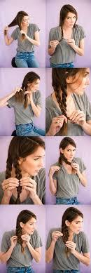 easiest type of diy hair braiding hair braid tutorials easy to be done top 10 top inspired