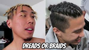 can asians rock dreads braids youtube