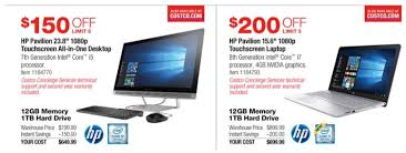 Desk Top Computers On Sale Costco 2017 Black Friday Ads Leak With Deals On Laptops Desktops
