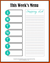 day planner templates 5 weekly planner templates bookletemplate org weekly food menu planner new calendar template site