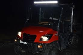 led tractor light bar 240 watt led lightbar light tractor led lights utv vehicles led