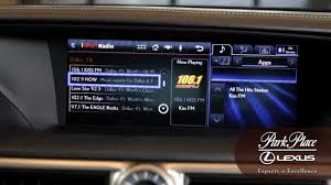 park place lexus of fort worth lexus enform how to iheart radio app youtube