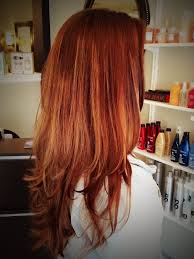 natural red hair with highlights and lowlights blonde highlights with red natural red hair with blonde highlights