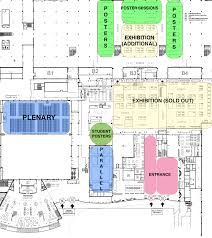 exhibition hall layout ipac u002717