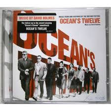 ocean u0027s twelve by david holmes cd with grymelkin ref 118898868