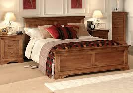 Phillipe Oak Bedroom Furniture - Oak bedroom furniture uk