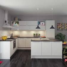 White Kitchen Pics - apollo white fitted kitchen by magnet whitekitchen island