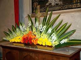 church flower arrangements flower arrangement ideas for church large flower arrangements for