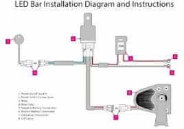 how to wire led light bar to high beam led lights high beam switch wiring diagram diesel click image inside