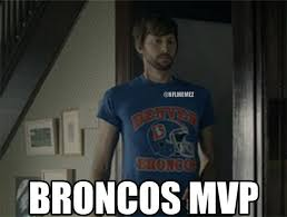 Patriots Broncos Meme - nfl memes on twitter the denver broncos mvp peyton manning