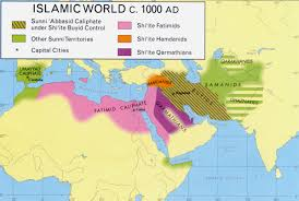Middle East Map With Capitals by Today In Middle East History Fatimid Caliph Al Hakim Destroys The