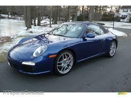 grey porsche 911 convertible 2009 porsche 911 carrera s cabriolet in aqua blue metallic