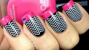 how to do nail designs draw easy nail art designs pattern