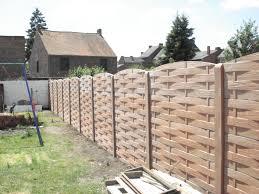 jardin cloture pose de clôture dl jardin
