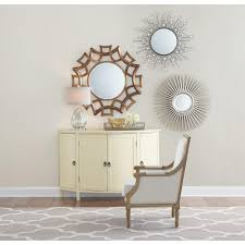 Mirrored Wall Decor by Home Decorators Collection Mirrors Wall Decor The Home Depot