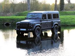 land rover kahn used 2014 land rover defender 110 xs by kahn design for sale in